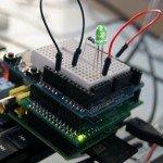 Python: GPIO LED