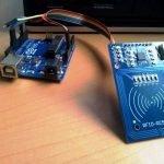 Módulo RFID-RC522 RF con Arduino UNO SPI