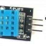 Sensor de humedad  DHT11