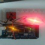 VCNL4000, Tarjeta de sensor de proximidad y luz ambiental