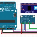 Arduino I2C ADS1115 I2C LCD