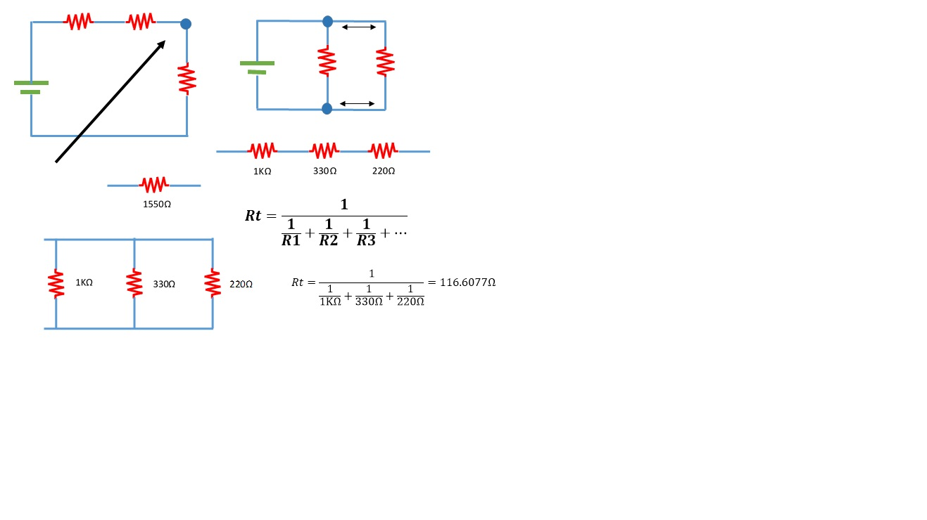 Circuito Electrico Basico : Circuitos electricos spot
